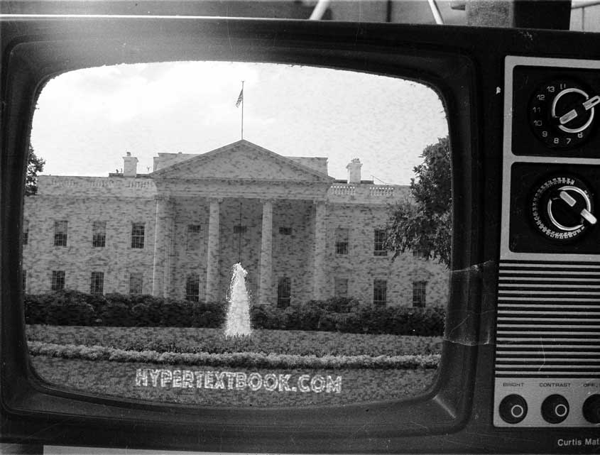television influence on presidential elections